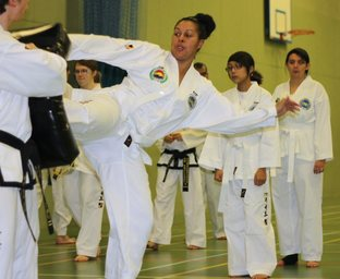 Adult Beginners - Wirral UKTA Taekwon-do School - Official ITF